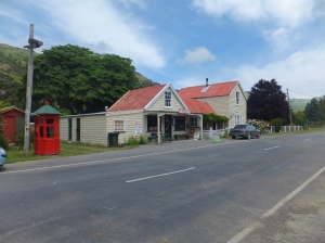 The village store in Okains