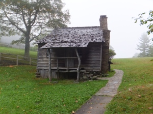 An old settlers house