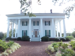 A southern mansion