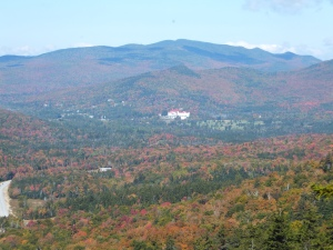 Bretton Woods in New Hampshire