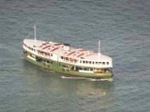 The Wan Chai ferry